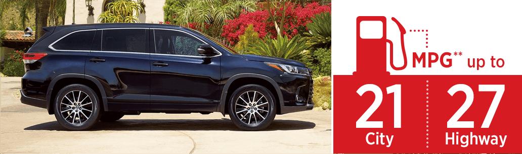 2018 Toyota Highlander MSRP