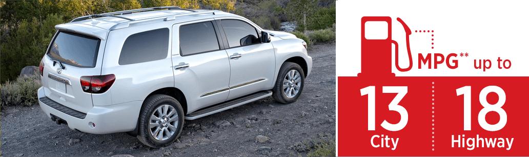 2018 Toyota Sequoia MSRP