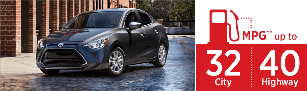 2018 Toyota Yaris iA model MSRP & Fuel Mileage