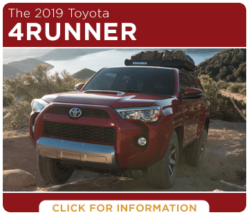Click to research the 2019 Toyota 4Runner model at Capitol Toyota in Salem, OR