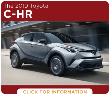 Click to research the 2019 Toyota C-HR model at Capitol Toyota in Salem, OR