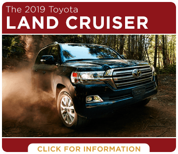 Click to research the 2019 Toyota Land Cruiser at Capitol Toyota in Salem, OR