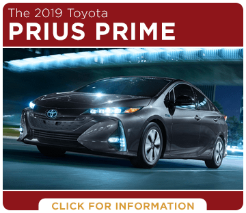 Browse our 2019 Prius Prime model information at Capitol Toyota in Salem, OR