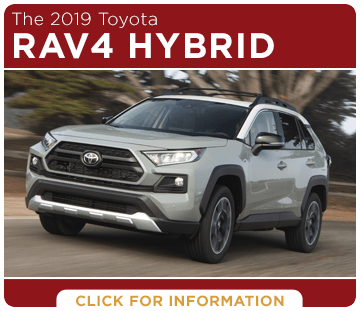 Click to research the 2019 Toyota RAV4 Hybrid model at Capitol Toyota in Salem, OR