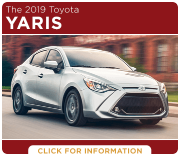 Click to research the 2019 Toyota Yaris model at Capitol Toyota in Salem, OR