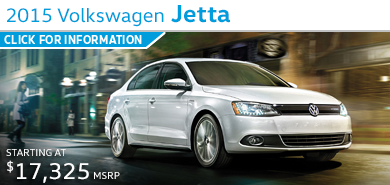 Click to view Volkswagen 2015 Jetta Model Information