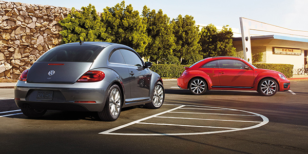 2015 Volkswagen Beetle Model Specs