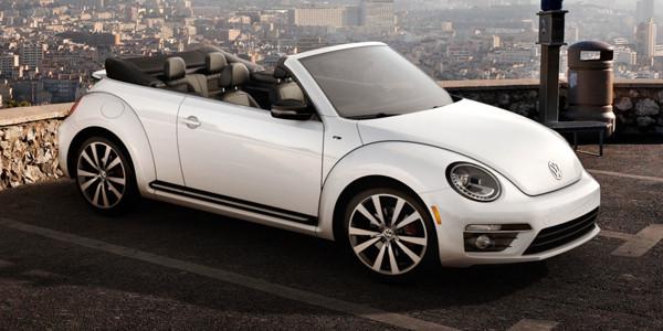 2015 Volkswagen Beetle Convertible Model