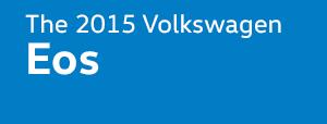 2015 Volkswagen EOS Model