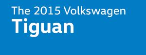 2015 Volkswagen Tiguan Model