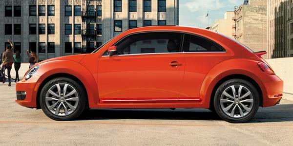 2016 Volkswagen Beetle Model Specs