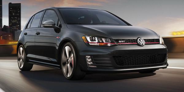 2016 Volkswagen Golf GTI Model Specs