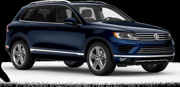 2016 Volkswagen Touareg Model Specs