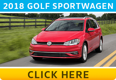 Click to learn more about the new 2018 Volkswagen Golf Sportwagen model