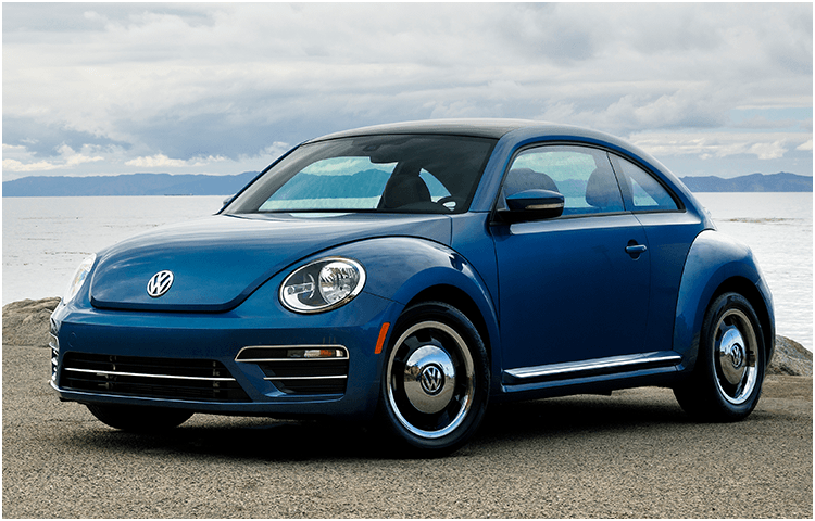 View the 2018 VW Beetle Exterior Styling Design