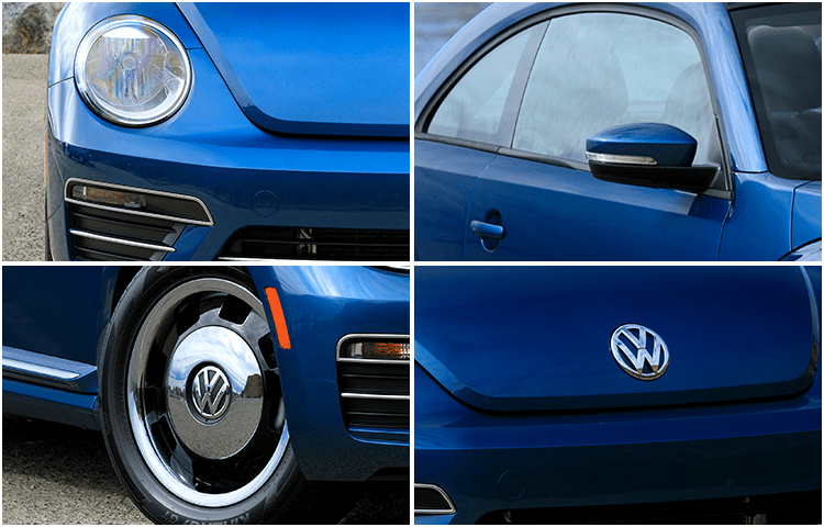2018 VW Beetle Exterior Styling