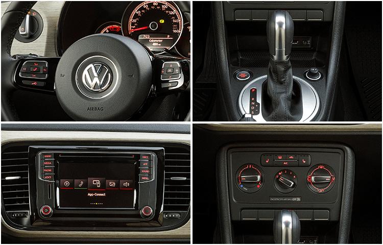 New 2018 Volkswagen Beetle Interior Design