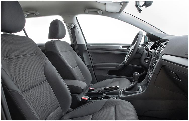 New 2018 Volkswagen Golf Sportwagen Interior Design
