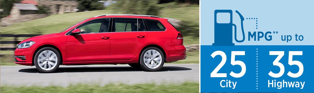 2018 VW Golf Sportwagen