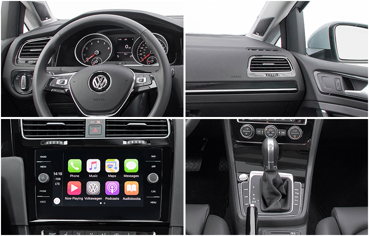 New 2018 Volkswagen Golf Interior Design