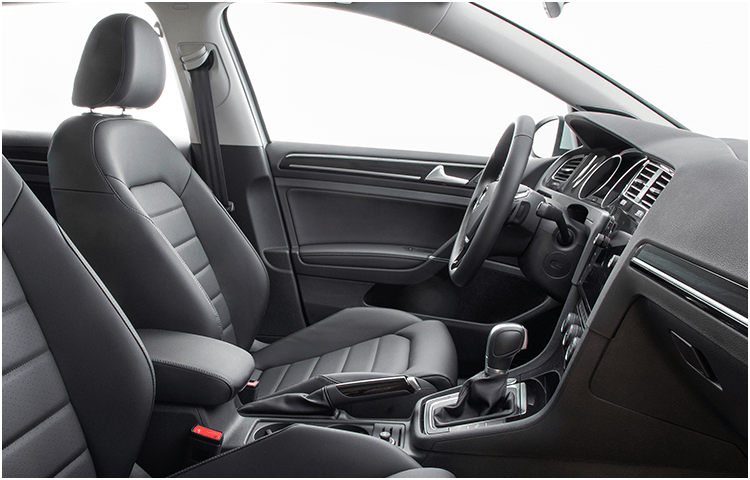 2018 VW Golf Interior Styling
