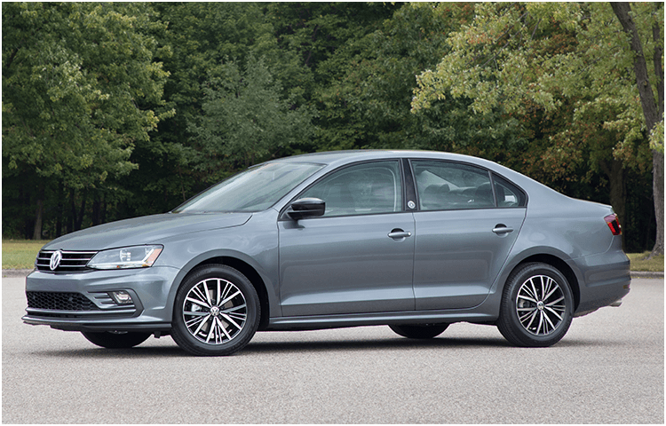 View the 2018 VW Jetta Exterior Styling Design