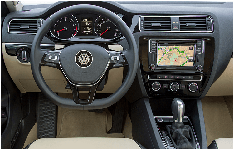 New 2018 Volkswagen Jetta Interior Design