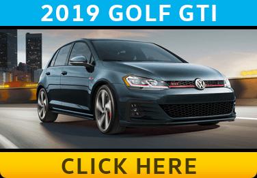 Browse our 2019 Volkswagen Golf GTI research information at Carter Volkswagen In Ballard