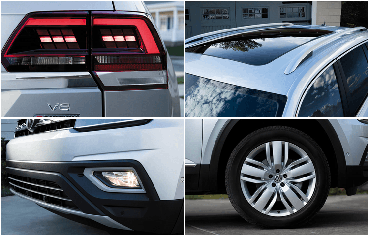 2019 VW Atlas Exterior Styling