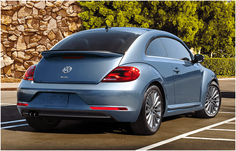 View the 2019 VW Beetle Exterior Styling Design