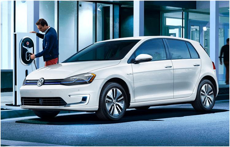 2019 Volkswagen e-Golf Exterior