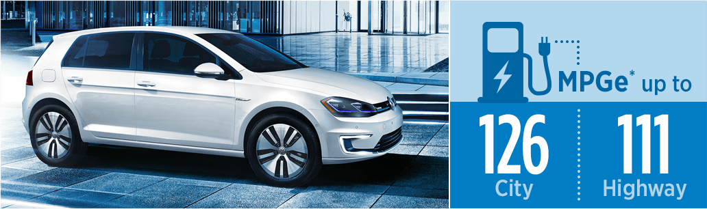 2019 Volkswagen e-Golf MSRP & Fuel Mileage