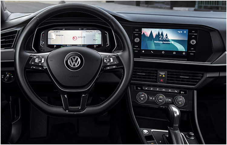 2019 Jetta Model Interior Features and Style