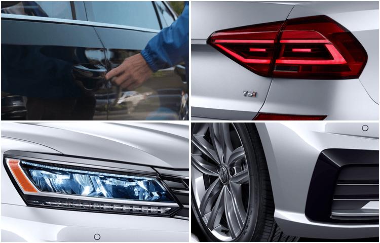 2019 VW Passat Exterior Styling