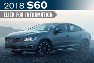 Click to browse our 2018 S60 model information at Volvo Cars Gilbert