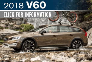 View our 2018 Volvo V60 model information in Gilbert, AZ