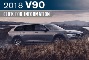 View our 2018 Volvo V90 model information in Gilbert, AZ