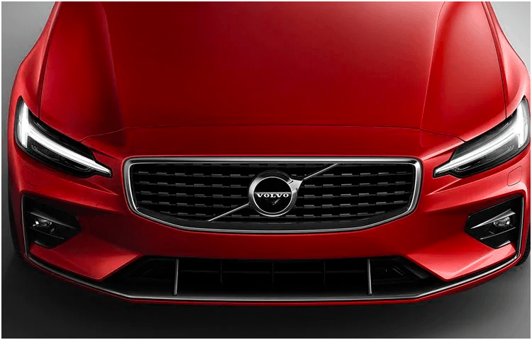 2019 Volvo S60 Exterior Features