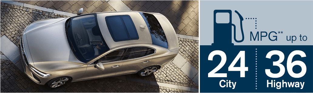 2019 Volvo S60 MSRP & Fuel Mileage