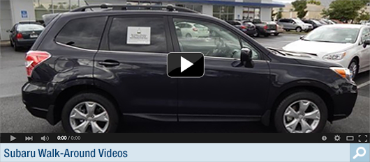 Click to See Our Subaru Walk Around Videos in Salt Lake City, UT