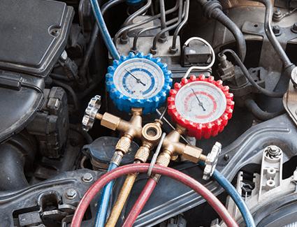 Mixing Automotive AC Refrigerant | Columbus Subaru Service