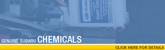 Click to view our chemicals information at Byers Airport Subaru in Columbus, OH