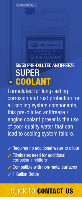 50/50 Pre-Diluted Antifreeze Super Coolant