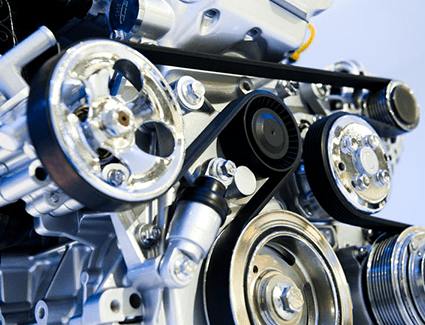A loose serpentine belt could cause a shrieking or squealing noise