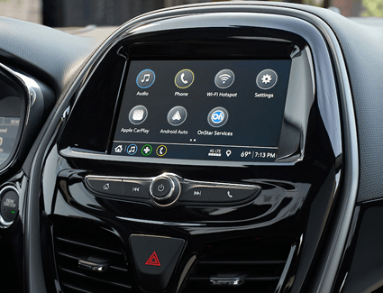 Chevrolet Infotainment System