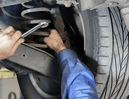 The integrity of your vehicle's suspension will affect ride quality, tire wear and much more