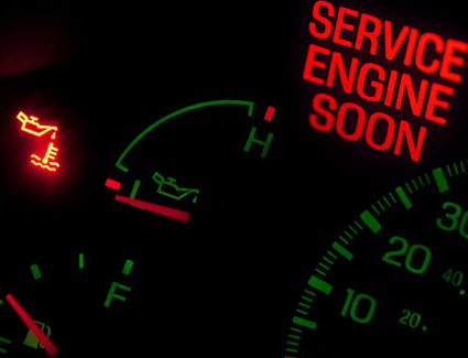 5 Things To Know About Your Nissan Check Engine Light In Beaverton