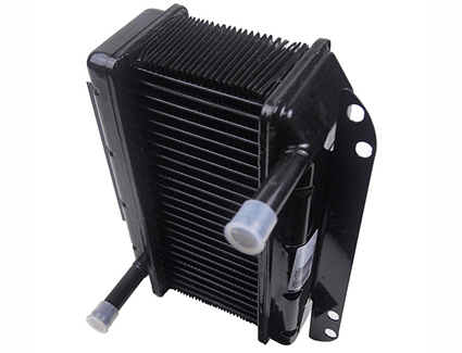 Replacing a heater core like this one is usually quick and easy for a trained technician