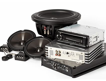 These aftermarket car audio components may look and sound great, as long as they keep working