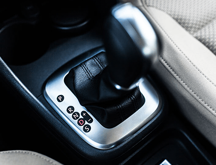 Automatic shifter in Drive